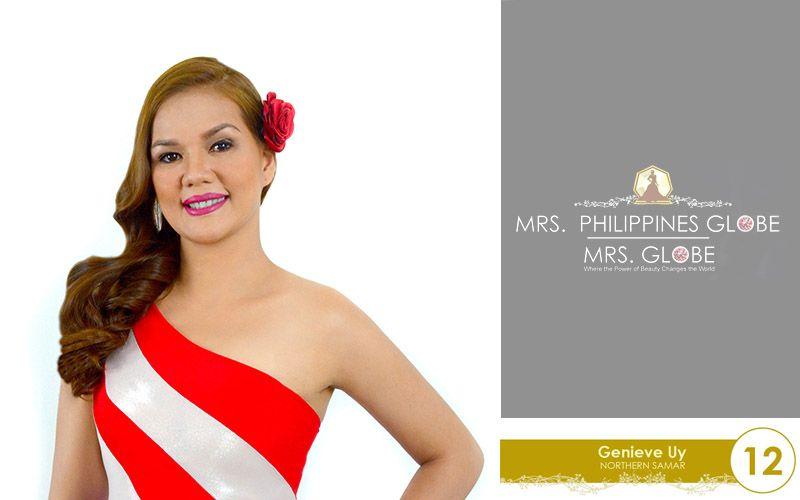 genieve uy mrs philippines globe 2016