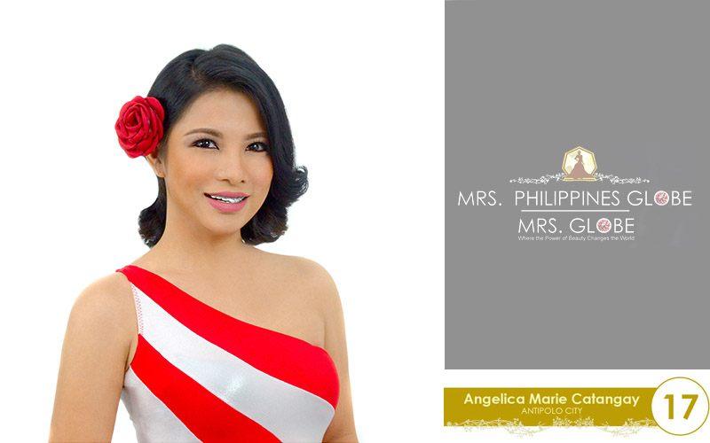 angelica marie catangay mrs philippines globe 2016