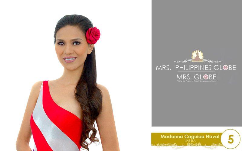 madonna naval mrs philippines globe 2016