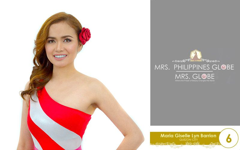maria giselle lyn barrion mrs philippines globe 2016