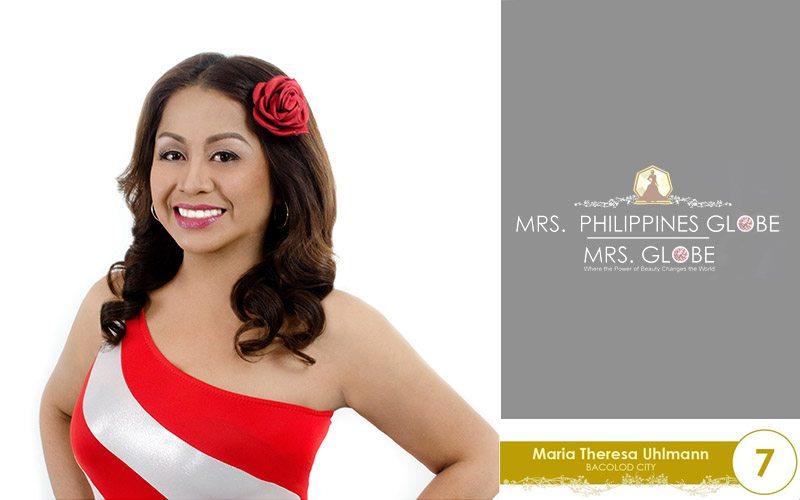 maria theresa uhlmann mrs globe philippines 2016