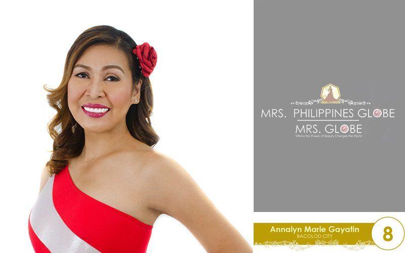 annalyn marie gayatin mrs philippines globe 2016