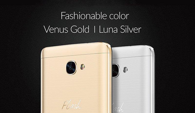 flash plus 2 venus gold luna silver