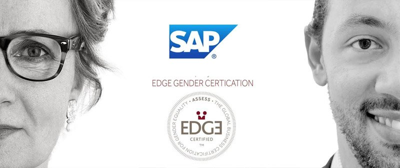 sap edge gender certification