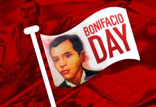 bonifacio day 2016