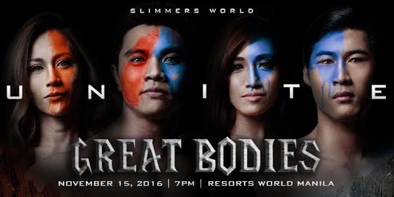 great bodies 2016