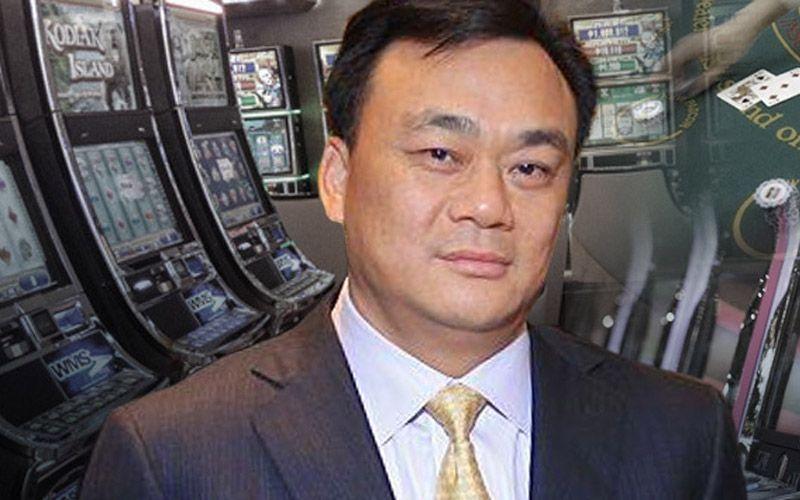 Chinese casino mogul Jack Lam