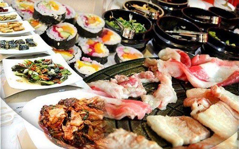 korean food below 500 pesos