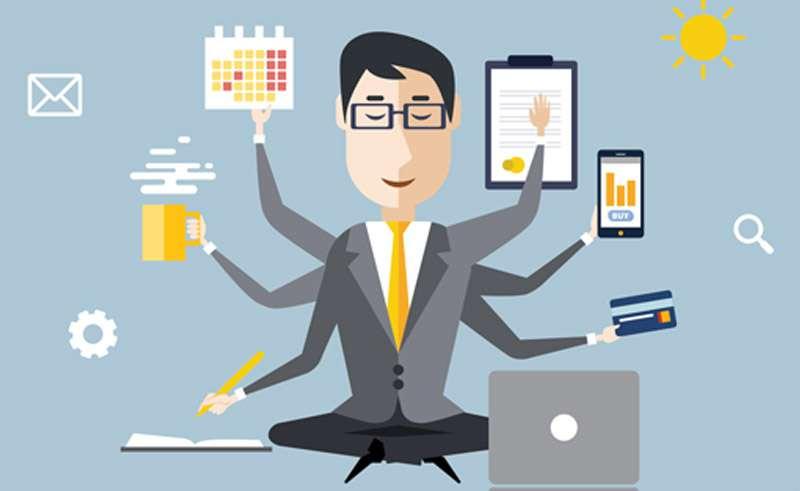 third pillar productivity