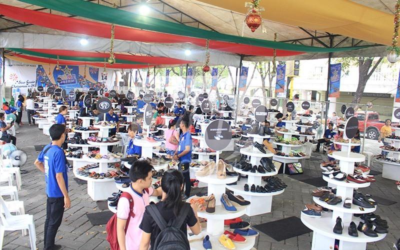masido shoe industry sapatos fest bazaar
