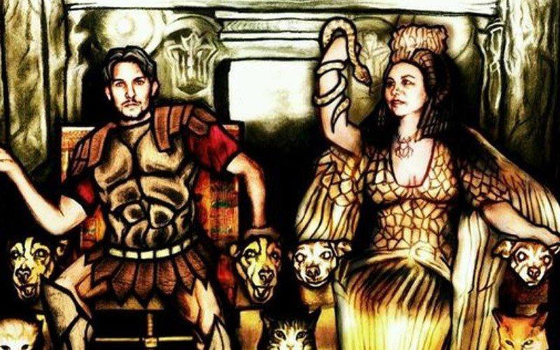 1.Sad Love Story of Antony and Cleopatra