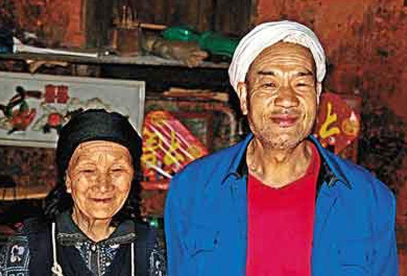 The Tale of Liu and Xu