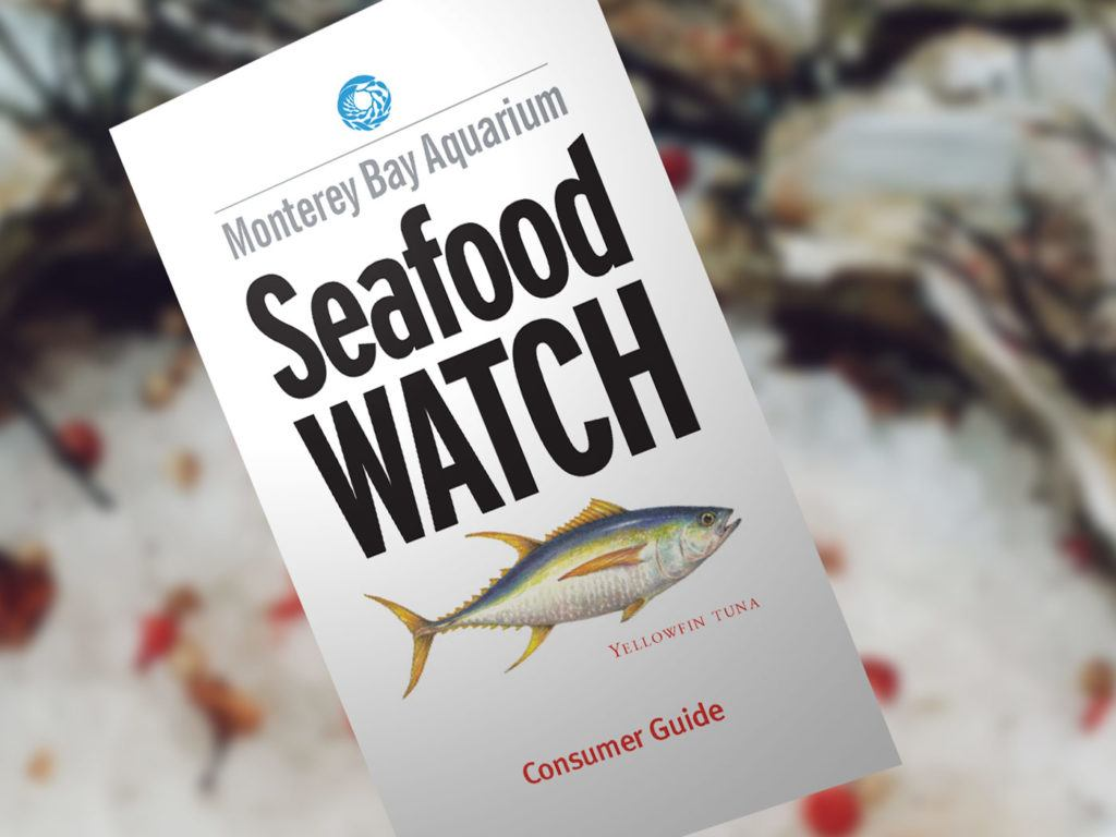 "Monterey Bay Aquarium Seafood Watch warns that the Alimasag is in the Red ""Avoid"" Category."