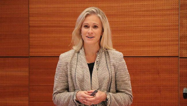 Rachel Barger, New President and Managing Director of SAP Southeast Asia